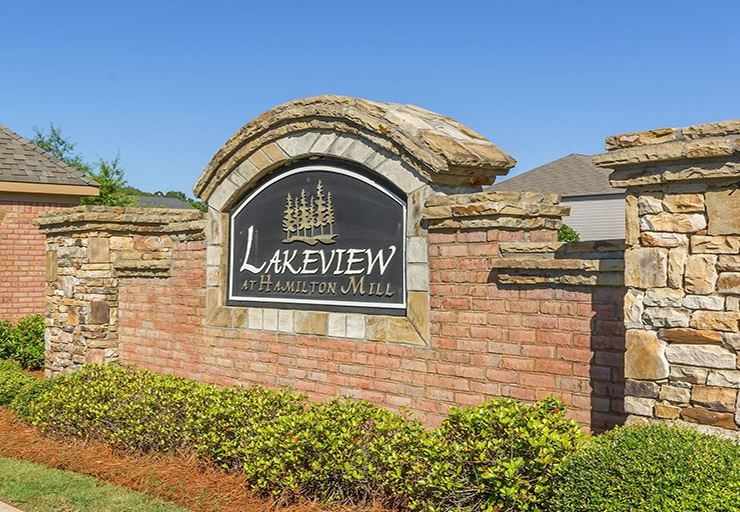 Lakeview At Hamilton Mill-DR Horton Homes