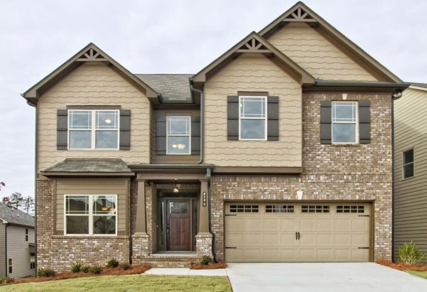Castleberry Hills Buford GA Community Of Homes